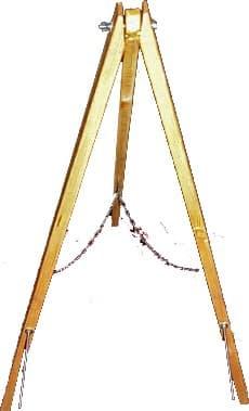 Подставка под мишень для стрельбы из лука