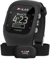 Часы Polar A300 HR Black