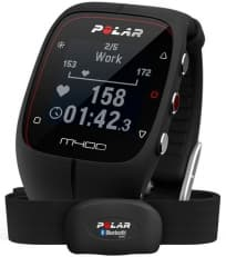 Часы Polar M400 HR Black