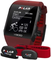 Часы Polar V800 Special Edition Combo Red