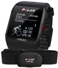 Часы Polar V800 HR Black